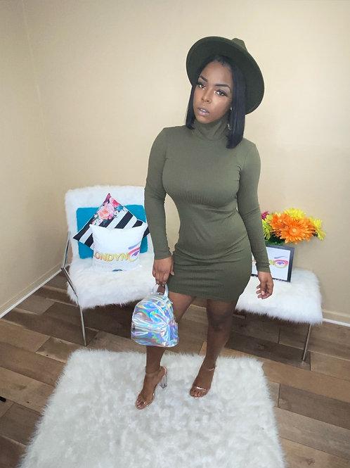 Simplicity dress (Green)