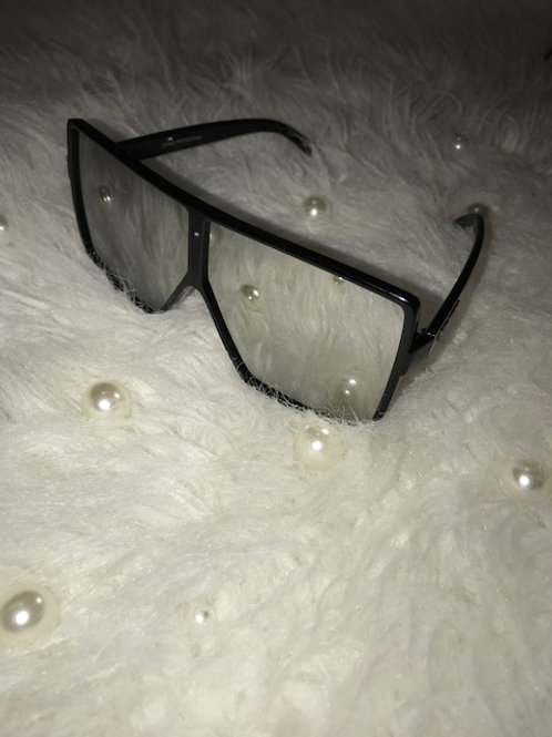 Oversized Hater Blockers silver
