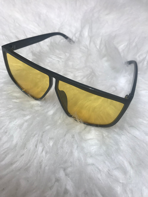 Kates yellow sunglasses