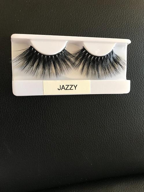 Jazzy 3D Mink Lashes