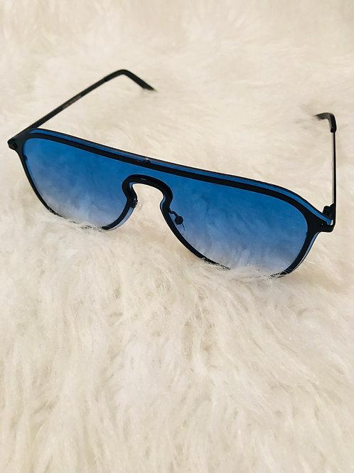 Dark Blue Katey sunglasses