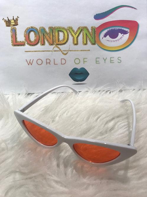 Monica Cat eyes sunglasses