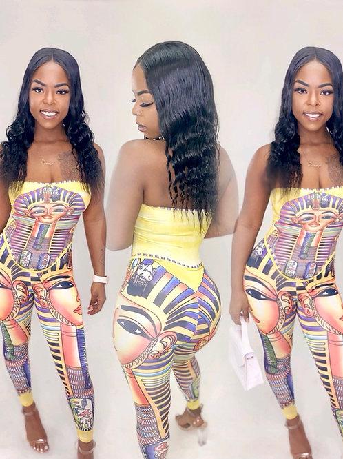 Goddess body suit