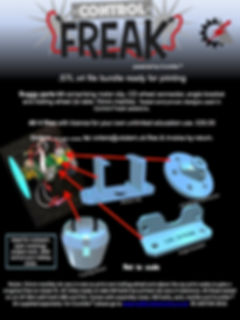Control Freak Uk Stem