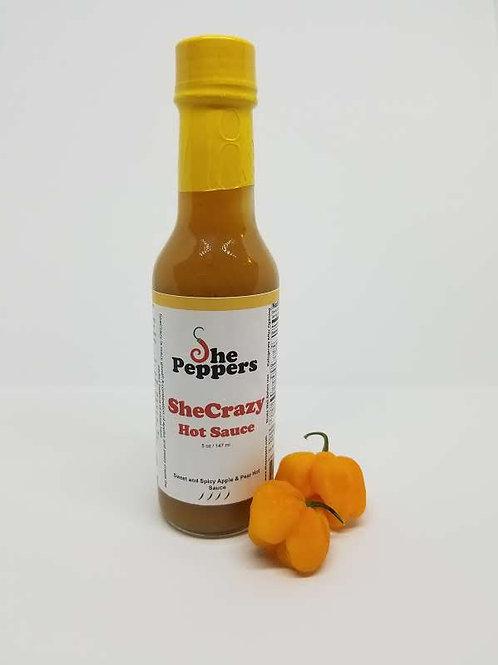 She Crazy Hot Sauce
