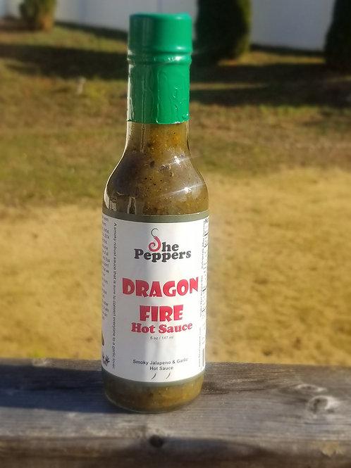 Dragon Fire Hot Sauce