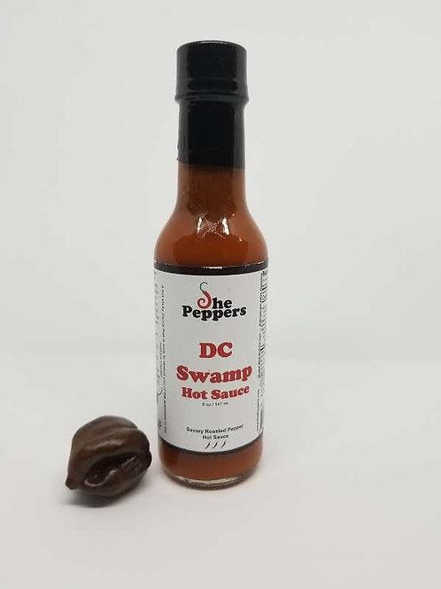 DC Swamp Hot Sauce