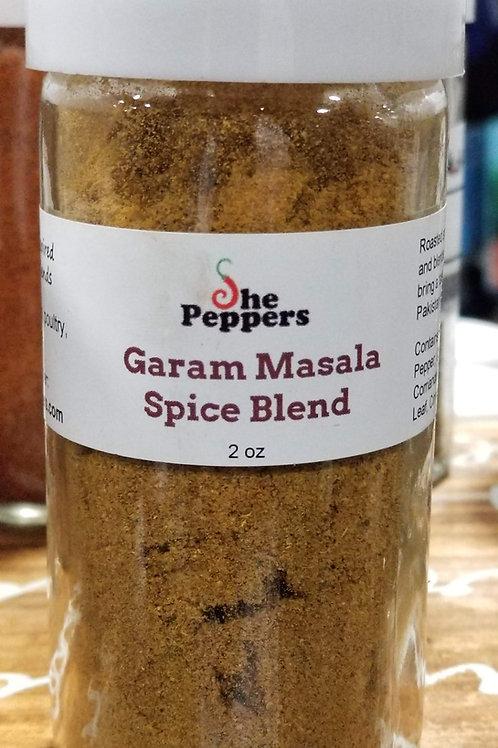 Garam Masala Seasoning Blend