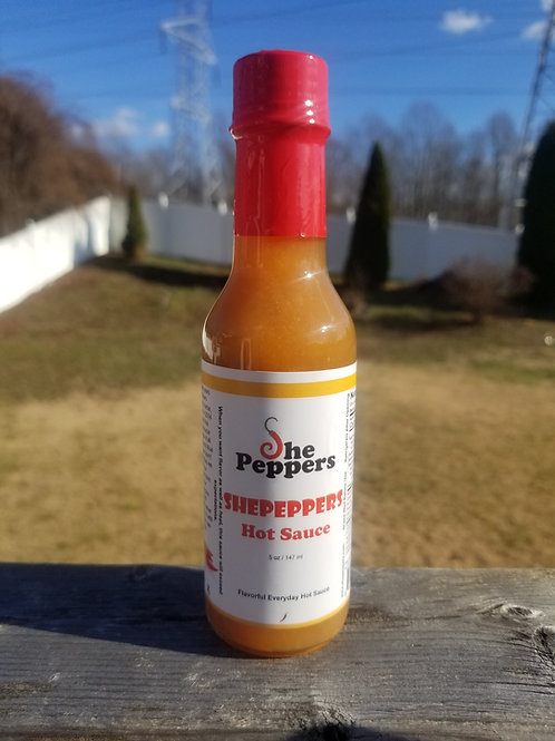ShePepper Hot Sauce