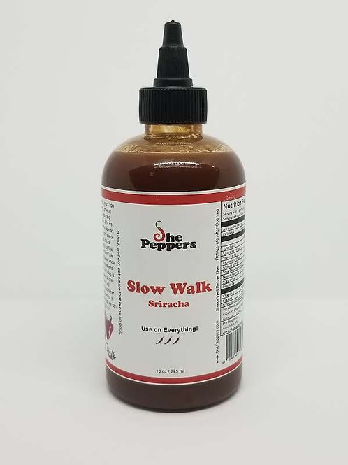 Slow Walk Hot Sauce