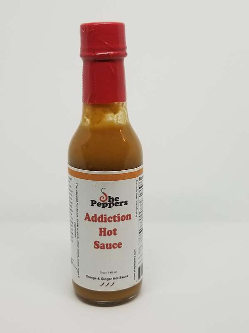 Addiction Hot Sauce