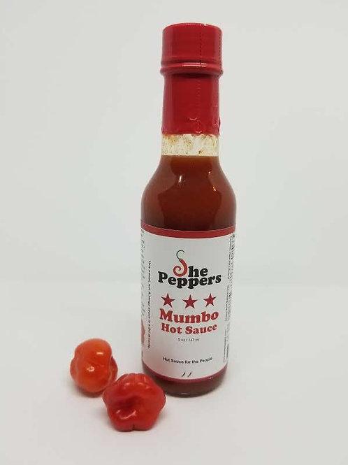Mumbo Hot Sauce