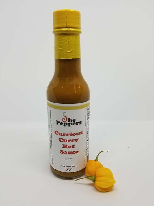 Currious Curry Pepper Sauce