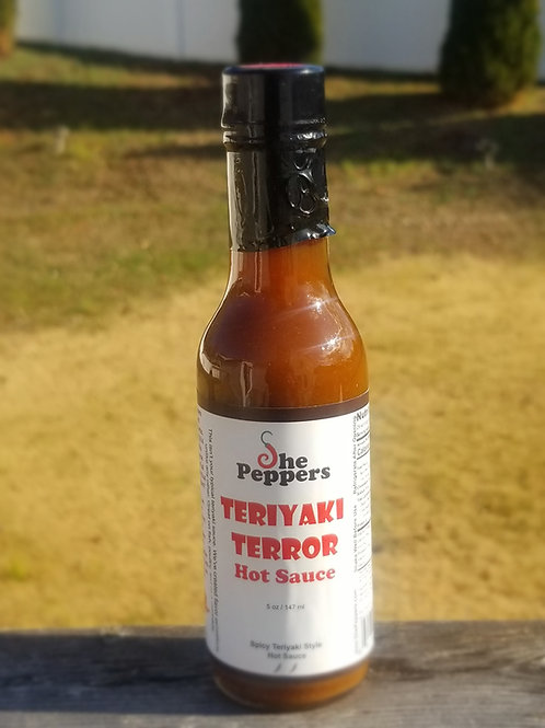 Teriyaki Terror Hot Sauce