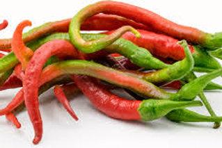 Infused Vinegar-Chili Pepper