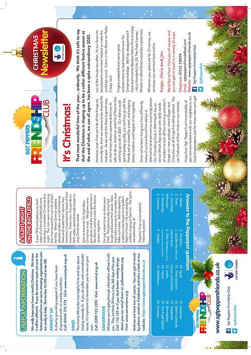 Sgt  Peppers Newsletter Christmas 1-1.jp