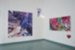 Paola Pinna Gloss Reality solo show Fondazione Bartoli Felter Cagliari