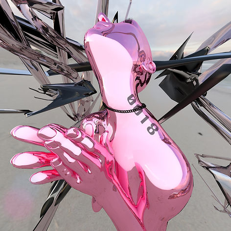 paola pinna 3D artist art illustration avatar 3dmodelling artista londra cagliari