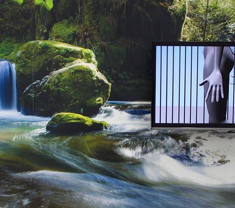 Paola Pinna art artist 3d arte artista blender render avatar art spirituality teal swan animation video 3d rat cage post internet digital