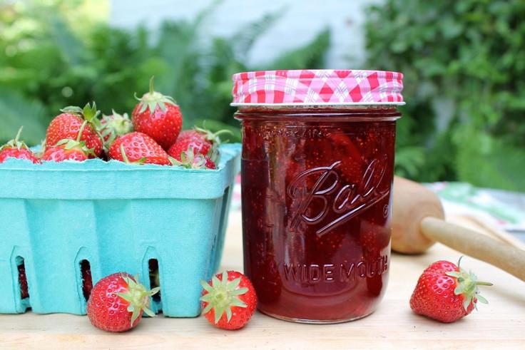Farm Fresh Strawberry Jam