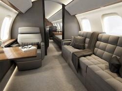 Gulfstream G-700 Interior