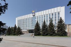 Здание Администрации города Тюмени