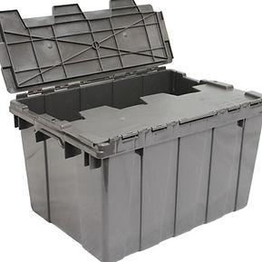 Standard rental moving box