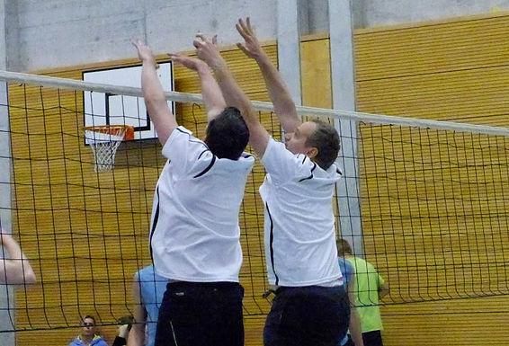 Volley Night in Jonen