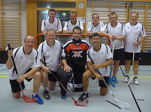 Unihockey-Turnier in Niederwil