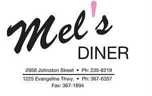 Mel's diner Official Logo.jpg