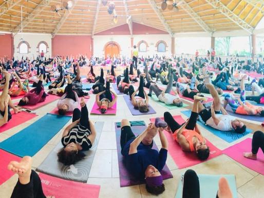 Certíficate como maestro de Yoga Alliance