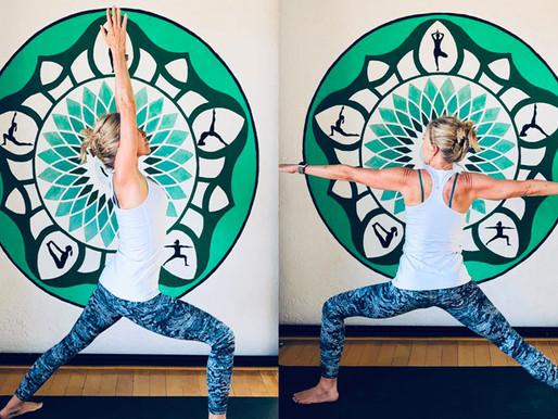 Beneficios del yoga para la mujer