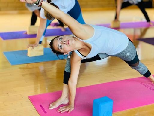 ¿Cómo el Yoga alivia el dolor de espalda?