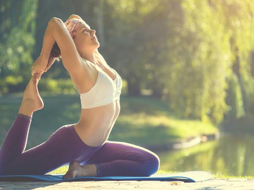 ¿Qué es rocket yoga?