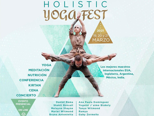 ¿Por qué asistir al Holistic Yoga Fest Tepoztlán?