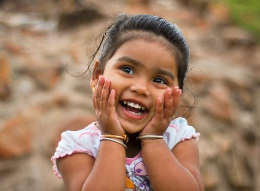La sonrisa es la llave que abre todas las puertas