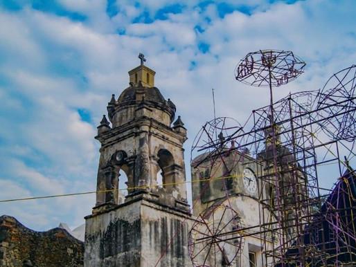 Conoce los recintos históricos de Tepoztlán