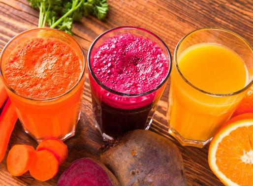 Jugos naturales: un remedio para la anemia