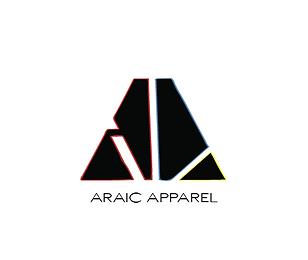 Araic Apparel Logo [White Back].png