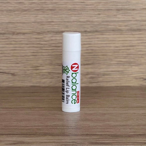 N balance Relief Lip Balm