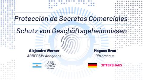 Protección de Secretos Comerciales - Schutz von Gesachäftsgeheimnissen