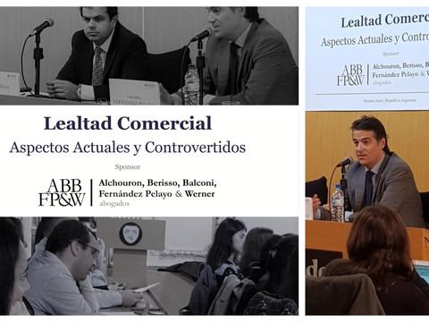 Seminario: Lealtad Comercial – Proyecto Ley de Góndolas - CEDEF Law & Finance