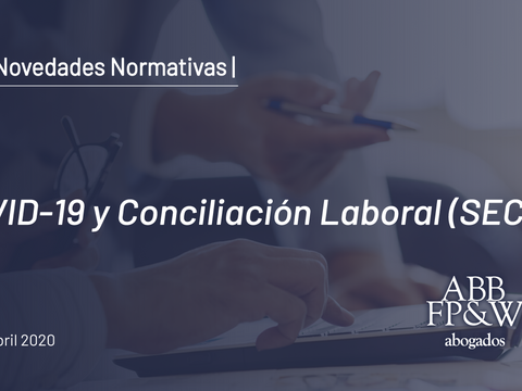 COVID-19 y Conciliación Laboral (SECLO)