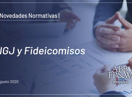 RG N°33/2020: Modificaciones Relativas a las Inscripciones y Régimen Contable de los Contratos de Fi