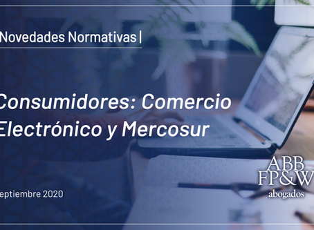 Consumidores: Comercio Electrónico y Mercosur