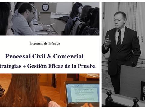 Práctica Procesal Civil & Comercial: La Prueba Documental por Gustavo Balconi