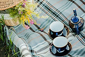 Jam and Tea Rustic Wedding Hampers