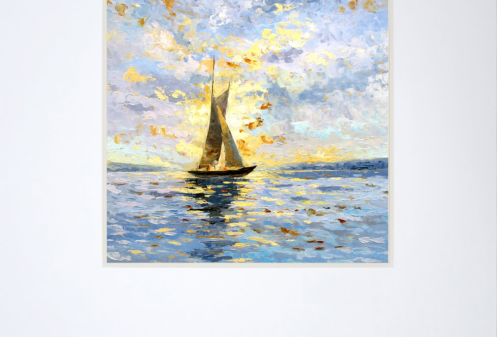 Sail in theMorning