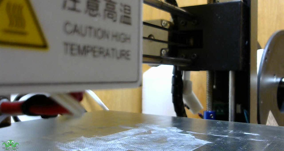 This is a Time-Lapse of a part for the InMoov Robot. The part is a piston and this printer has the perfect settings to print this well crafted file.