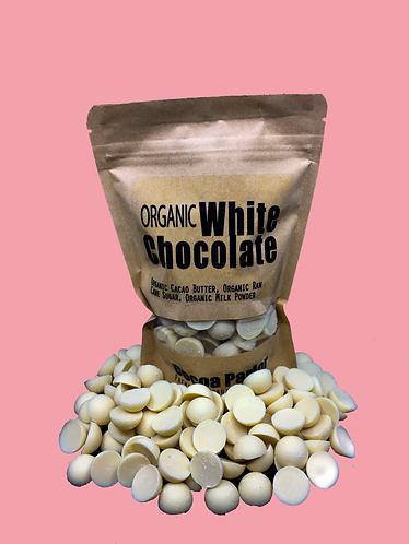 Organic White Chocolate